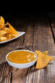 pic of nachos  - Portion of Nachos  - JPG