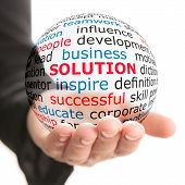 picture of solution  - Concept of solution - JPG