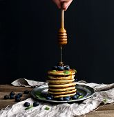 picture of crepes  - Breakfast set - JPG