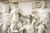 Frieze Of The Pergamon Altar