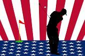 The Usa Golf Team