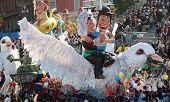 Carnaval em Nice, França, 2011
