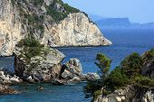 Piso Krioneri in Parga Greece