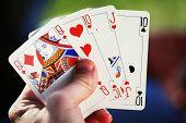 Casino Concept - Cards