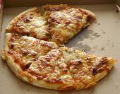 Pizza Slice Missing
