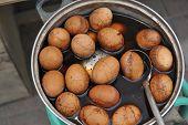 Huevos de té chino
