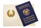 Belorussian Passport