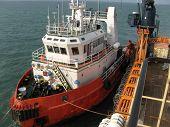 Ship to ship cargo operation