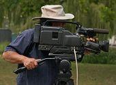 Câmera Man