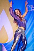 Diwali dancer