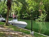 Crystal River Canal