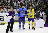 Individual Awards Of IIHF World Championship