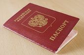 Russian Traveling Passport.