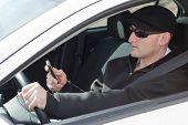 Texting en rijden