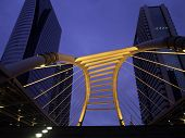 Skywalk At Bangkok Downtown Square