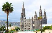 Church of San Juan Bautista, Arucas, Gran Canaria, Spain