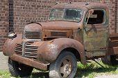 Obsolete Truck
