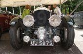 1929 Supercharged Bentley