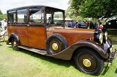 1937 Daimler Shooting Brake