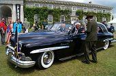 1950 Lincoln Cosmopolitan Limousine