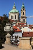 Sant Nicholas's Church in Prague