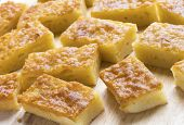 Butter Coconut Mochi