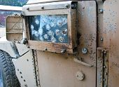 Ied Explosive Detonation On Us Vehicle Afghanistan