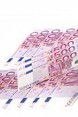 Array Of Euro Notes