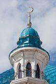 Arabic Minaret