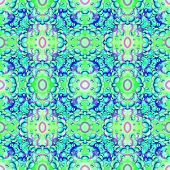 pic of trippy  - Illustration abstract art colorful background Psychedelic Visions - JPG