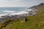 Coast at Woolacombe Devon