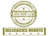 Delicias minutos-sellos