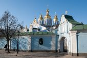 The Golden Domes Of Kyiv