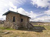Seaman's Hut Kosciuszko NP Australia