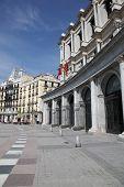 Madrid Streetscape