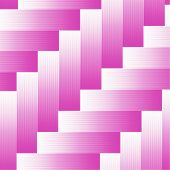Pink  Parquet Background