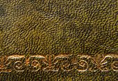 vintage style leather texture background