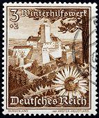 Burgenland Stamp