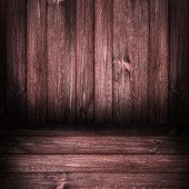 Background Wooden Panel Boards Red