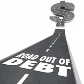 image of counseling  - Road Out of Debt Money Help Counseling - JPG