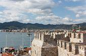 Fortress And Marmaris Marina