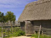 English Colonial Hut