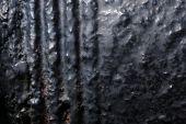 Painted Black Metal