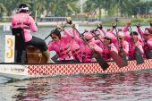 Dragon Boat Race Ladies Team