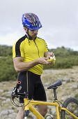 pic of potassium  - Mountain bike sport - JPG