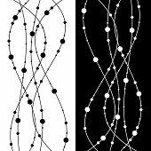 Molecule background