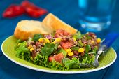 Chili con Carne Salad