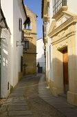 The Old Town Of Cordoba
