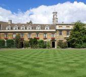 Christ's College University of Cambridge