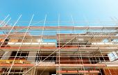foto of scaffolding  - Building - JPG